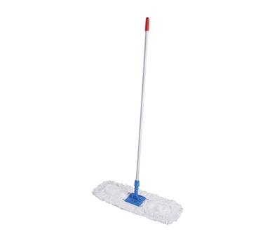 """施达清洁工具美式化纤尘推全套(不锈钢架,24 x 5"""")"""