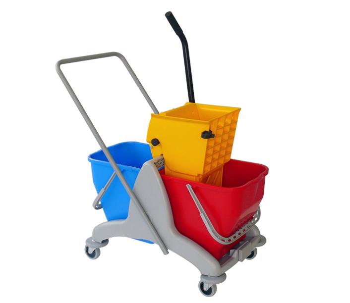 施达清洁工具DB H50 双桶榨水车