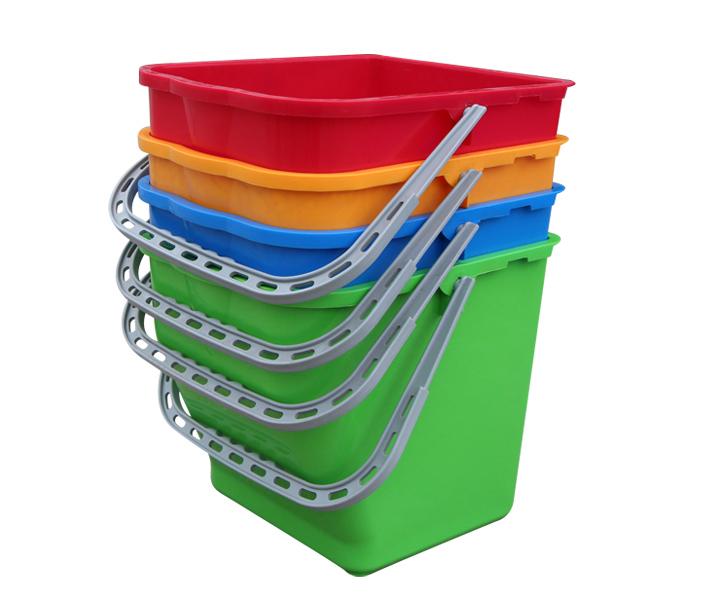 施达清洁工具25公升水桶